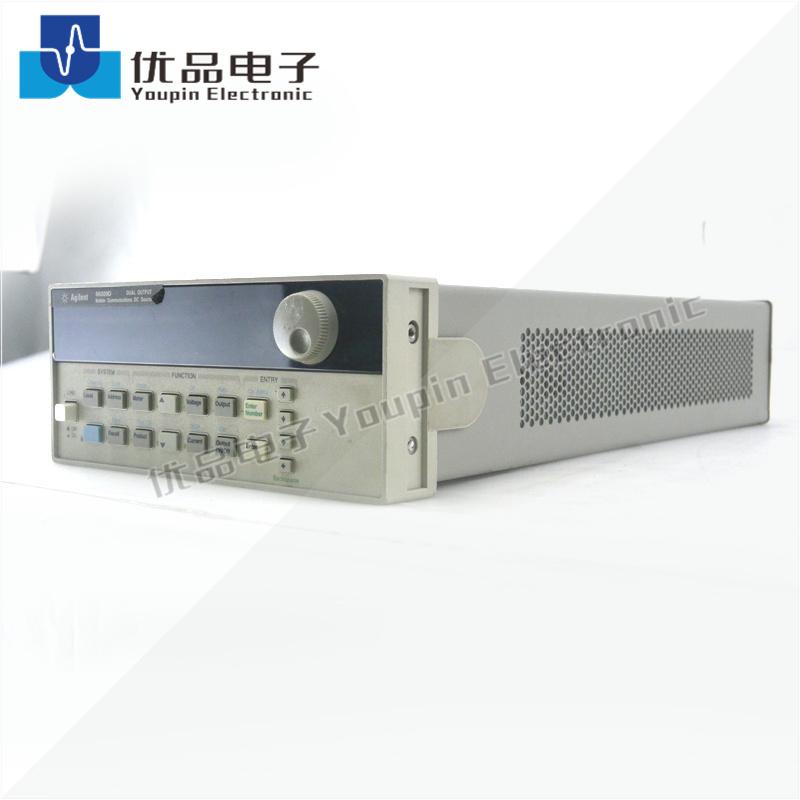 是德(安捷伦)66309D 双路移动通信直流电源, 带DVM