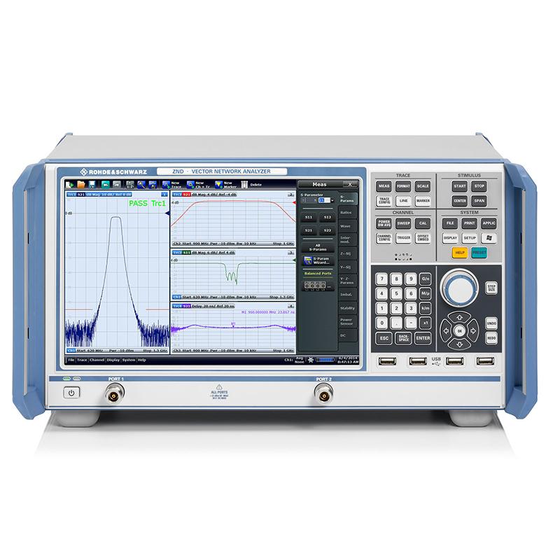 ZNB20 R&S罗德与施瓦茨矢量网络分析仪