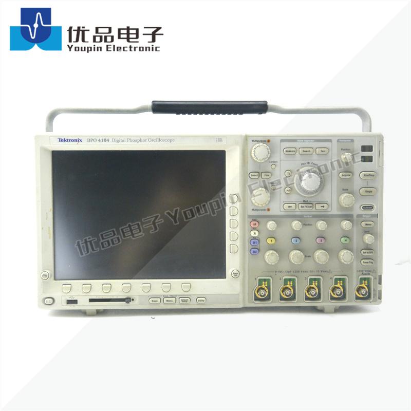 Tektronix泰克 DPO4104 数字示波器