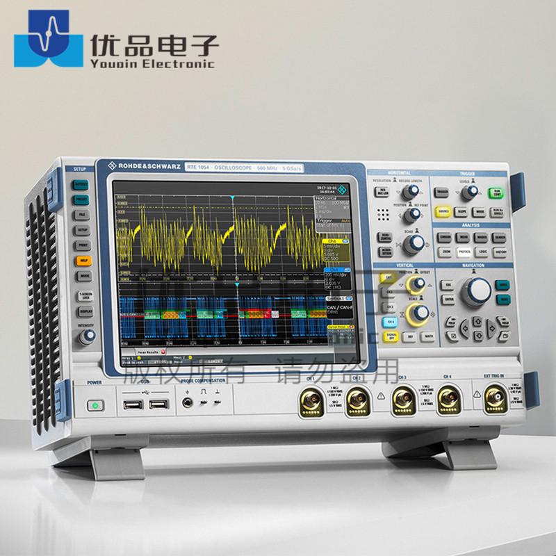 R&S?罗德与施瓦茨 RTE1000 数字示波器