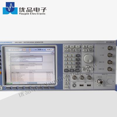 R&S罗德与施瓦茨 SMU200A 矢量信号发生器