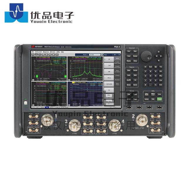 Keysight N5245B PNA-X微波网络分析仪,4端口