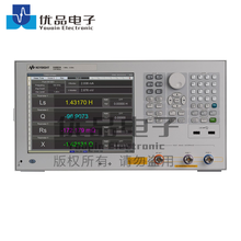 是德科技 Keysight E4982A LCR表 1 MHz to 3 GHz