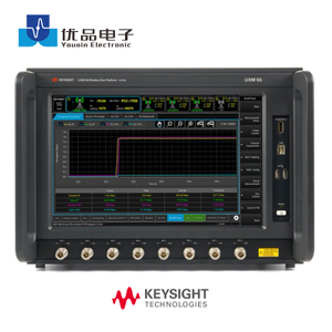 Keysight是德科技 E7515B UXM 5G 无线测试平台