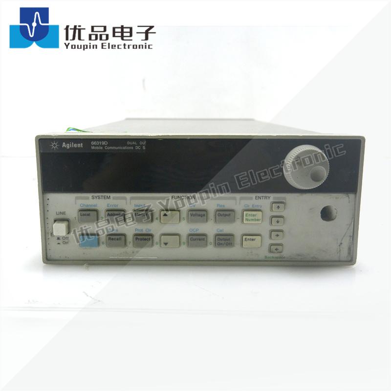 Agilent安捷伦66319D 双路移动通信直流电源